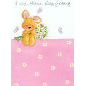 Mother's Day Card - Happy Mother's Day, Granny - 32050
