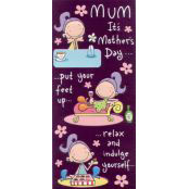 Mother's Day Card - Mum, It's Mother's Day - 32090