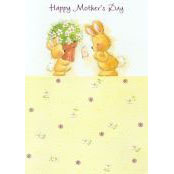 Mother's Day Card - Happy Mother's Day (Daisies) - 32210