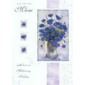 Mother's Day Card - Just For You Mum - 32220