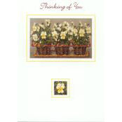 Condolence Card - Thinking of You (Flowers) - 36040