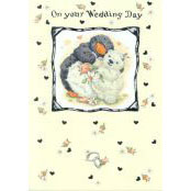 Wedding Card - On Your Wedding Day - 37010
