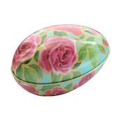 Easter Gift Tin - Rose - 42040
