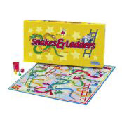 Gibsons Game - G154 Snakes & Ladders - 59900