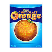 Terry's Chocolate Orange Milk - 70202