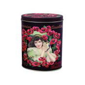 Gift Tin - Poppy Brand Tall Oval - 82101