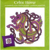 Textile Heritage Kit - Celtic Horse - 90060