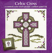 Textile Heritage Kit - Celtic Cross - 90070