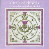 Textile Heritage Kit - Circle of Thistles - 90110