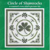 Textile Heritage Kit - Circle of Shamrocks - 90120