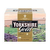 Yorkshire Gold Engelse Thee - 160 Theezakjes - FTE10119