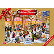 Gibsons 1000 piece Jigsaw Puzzle - G2012 Christmas Shopping - GIB02012