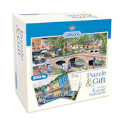 Gibsons Puzzle & Postcards - G2600 Terry Harrison - GIB02600